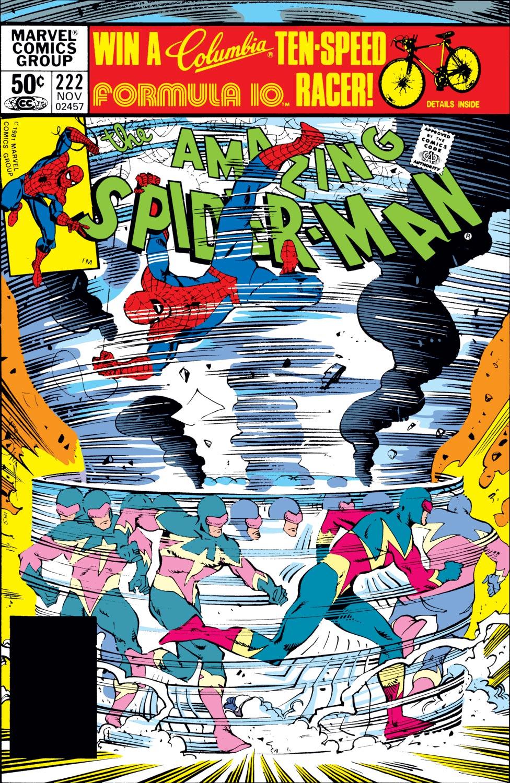 The Amazing Spider-Man (1963) #222