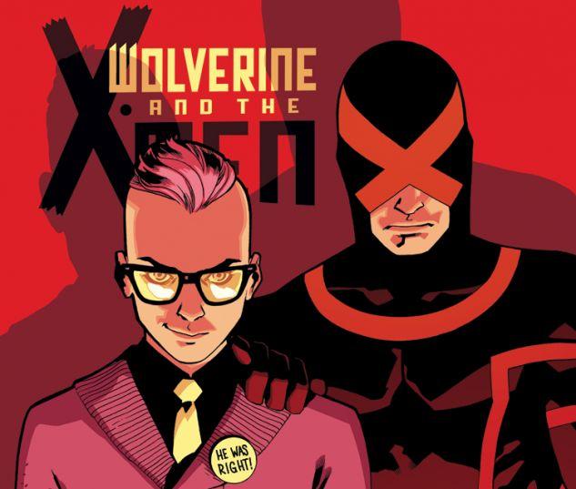 Wolverine & the X-Men (2014) #4