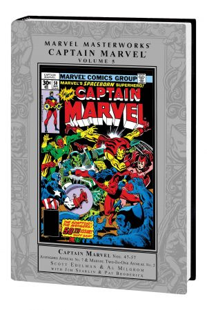Marvel Masterworks: Captain Marvel (Hardcover)