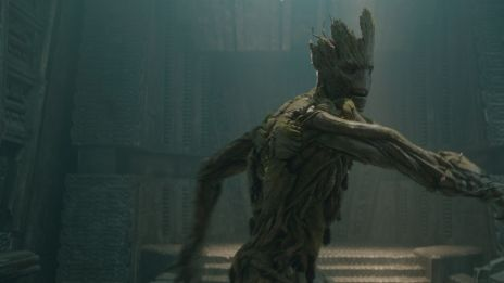 Groot (voiced by Vin Diesel) in Marvel's Guardians of the Galaxy