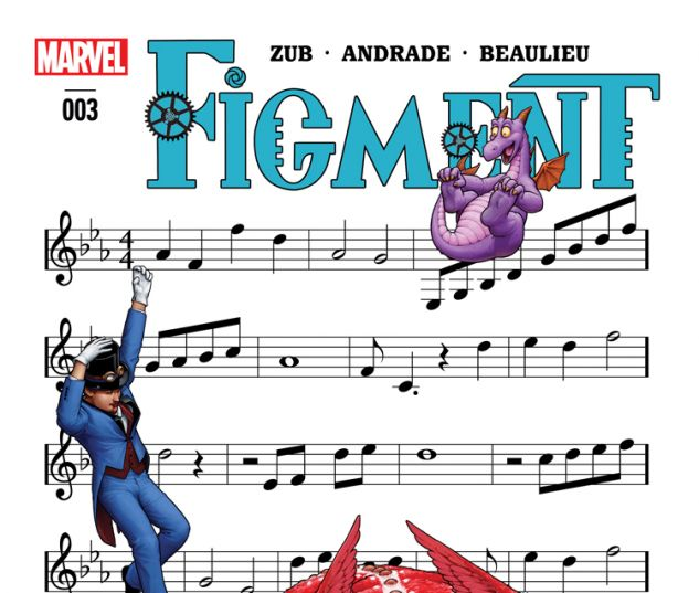 FIGMENT 3 (WITH DIGITAL CODE)