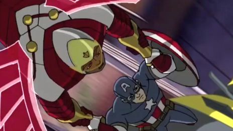 Marvel's Avengers Assemble Season 2, Ep. 1 - Clip 3