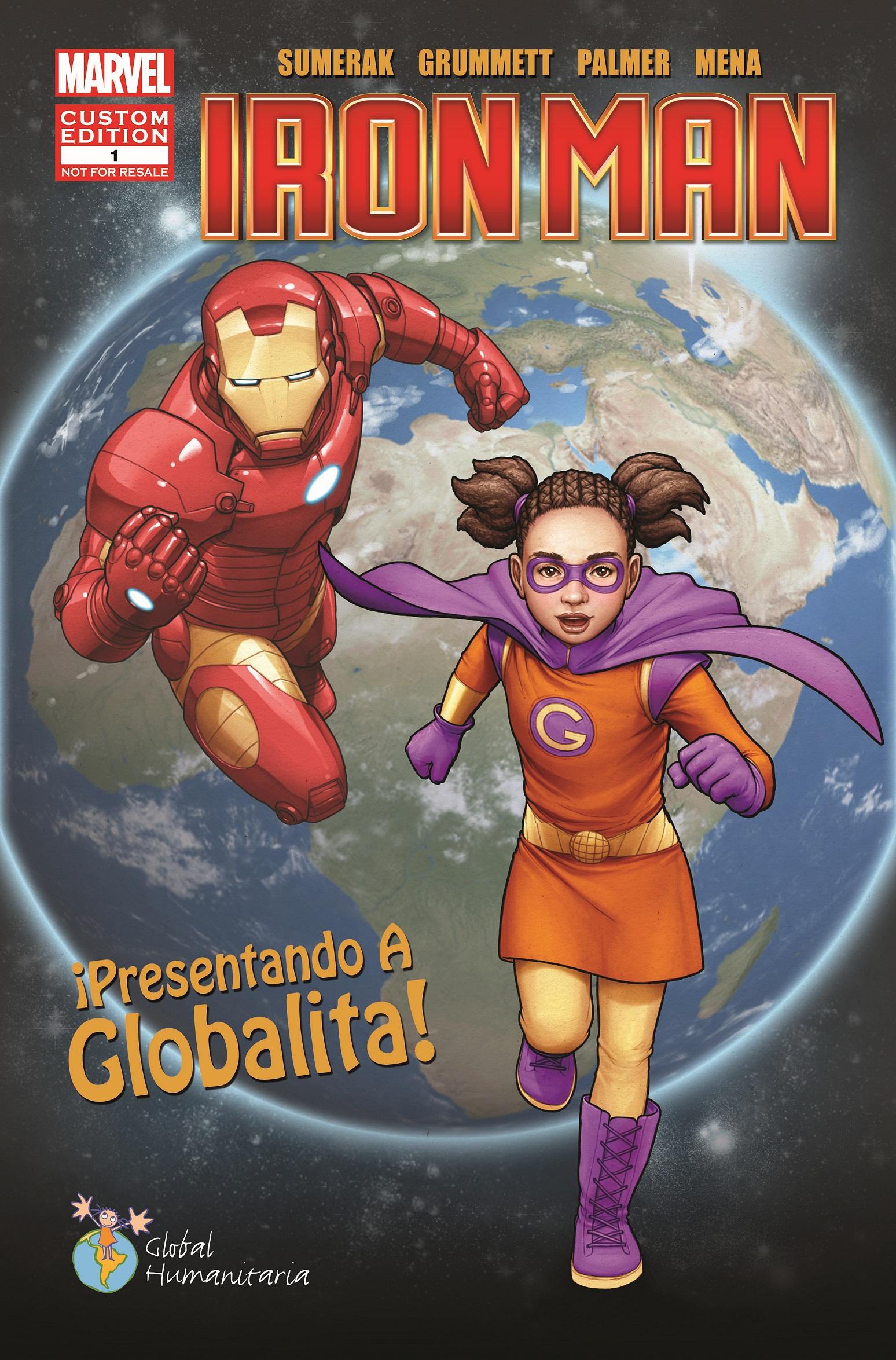 Global Humanitaria (2015) #1