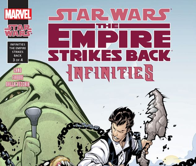 Star Wars Infinities: The Empire Strikes Back (2002) #3
