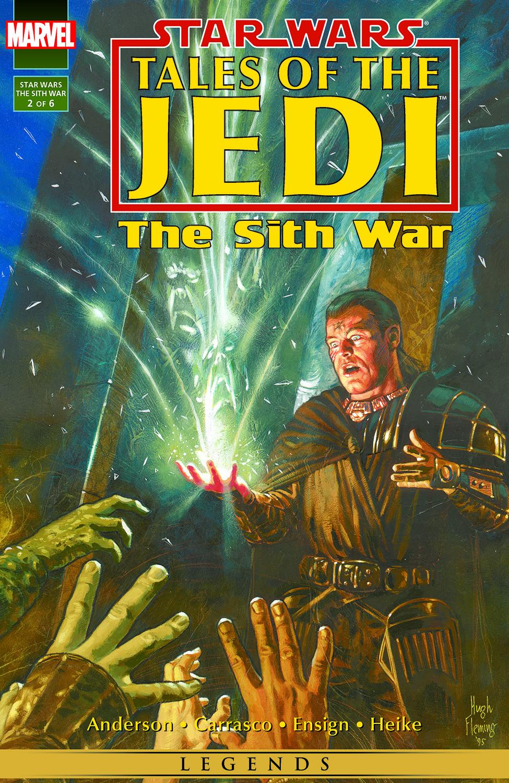 Star Wars: Tales Of The Jedi - The Sith War (1995) #2