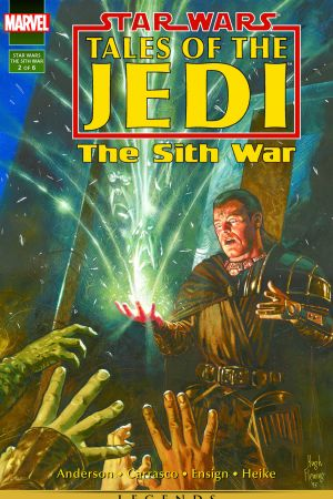 Star Wars: Tales Of The Jedi - The Sith War #2