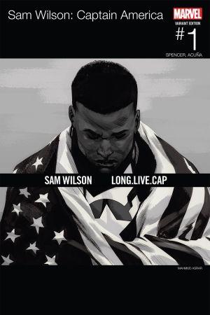 Captain America: Sam Wilson (2015) #1 (Asrar Hip-Hop Variant)