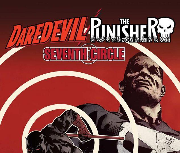 Daredevil/Punisher: Seventh Circle Infinite Comic (2016) #1