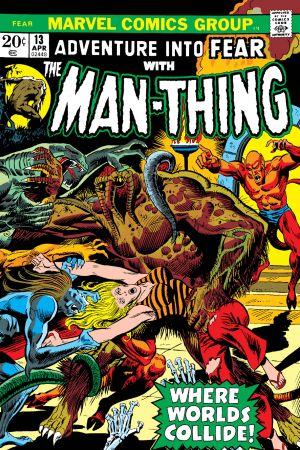 Adventures Into Fear (1970) #13