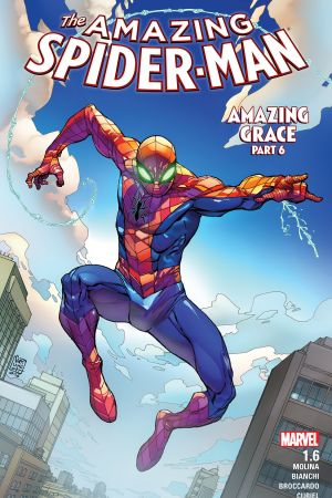 The Amazing Spider-Man (2015) #1.6