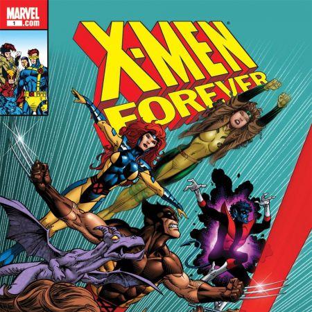 X-MEN FOREVER (2009)