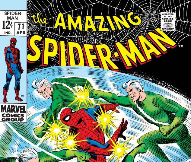 Amazing Spider-Man (1963) #71