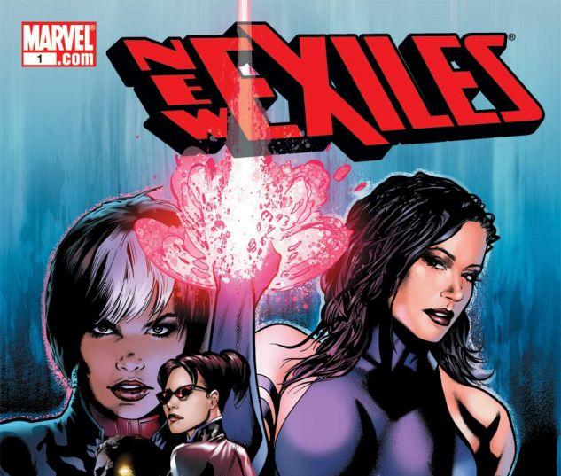 NEW EXILES (2008)