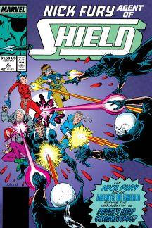 Nick Fury, Agent of S.H.I.E.L.D. #2