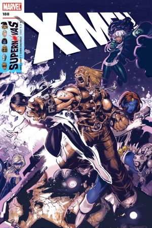 X-Men (2004) #188