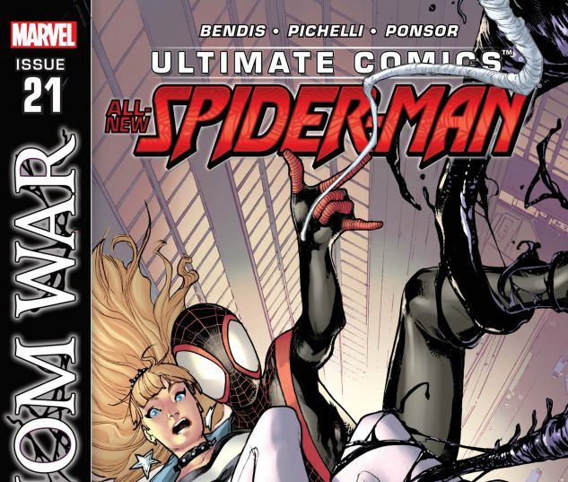 Ultimate Comics Spider-Man (2011) #21