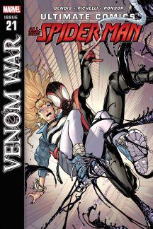 Ultimate Comics Spider-Man #21