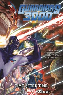 Guardians 3000 Vol. 1: Time After Time (Trade Paperback)
