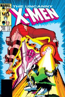 Uncanny X-Men (1963) #194