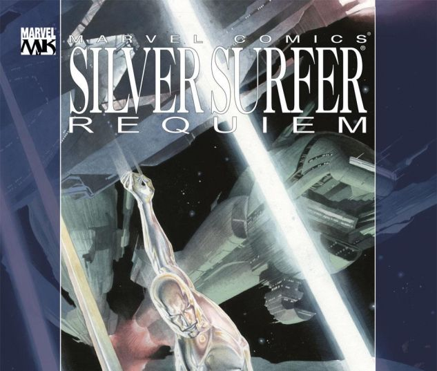 Silver Surfer: Requiem (2007) #3