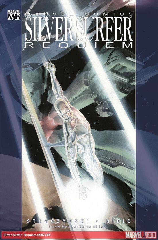 Silver Surfer: Requiem (2007) #3