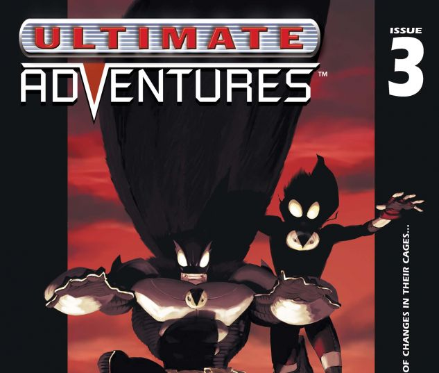 Ultimate Adventures (2002) #3