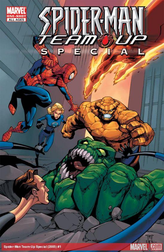 Spider-Man Team-Up Special (2005) #1