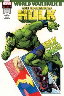 Incredible Hulk #717
