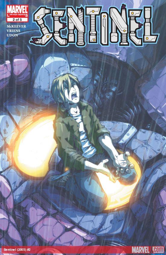 Sentinel (2005) #2