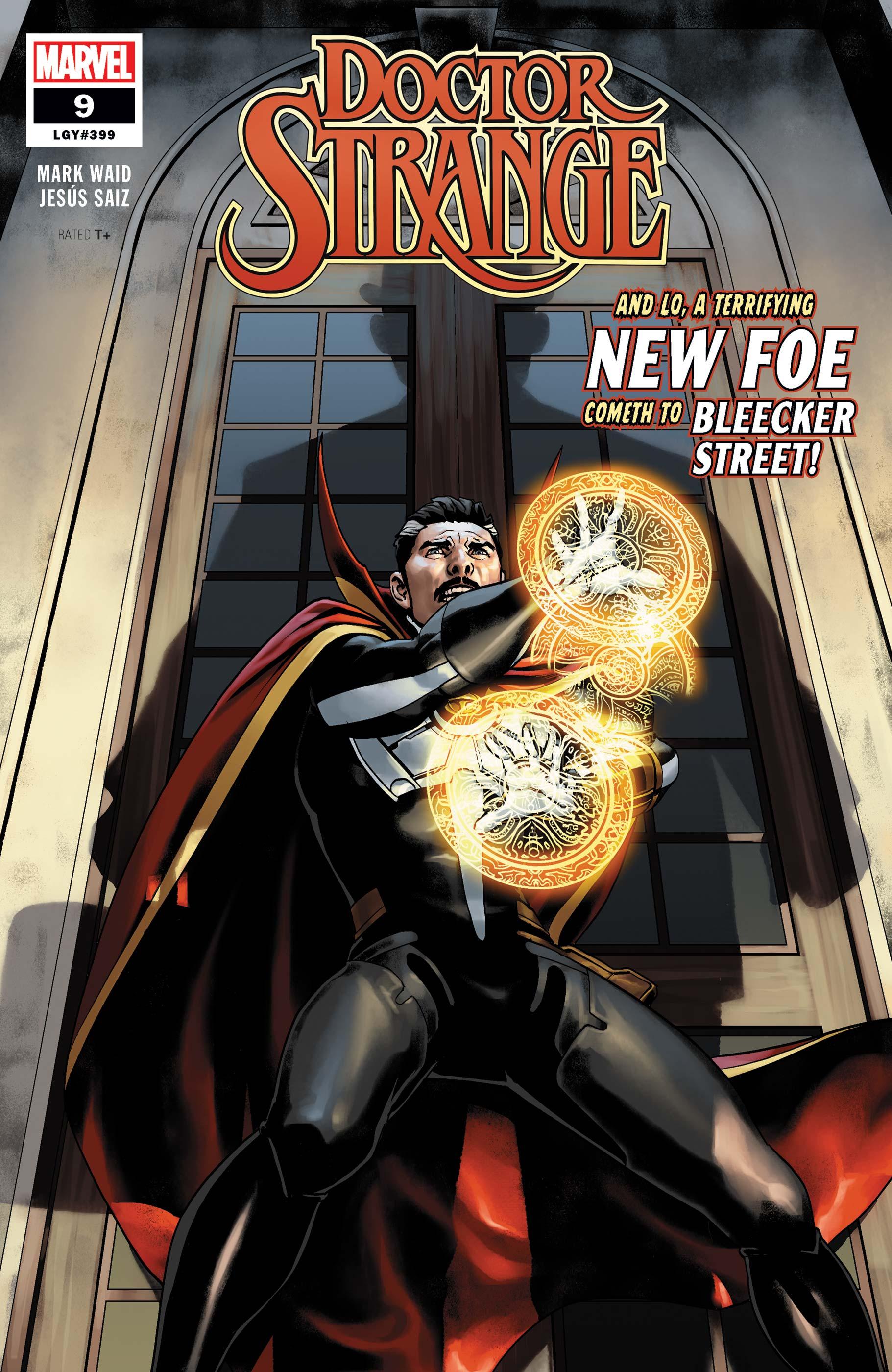 Doctor Strange (2018) #9