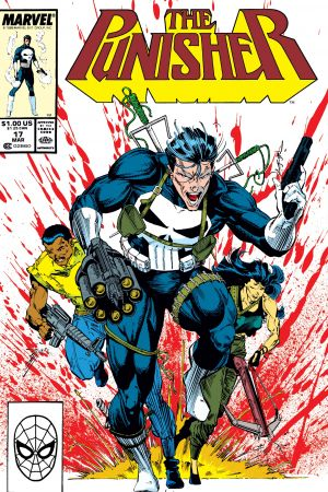 The Punisher (1987) #17