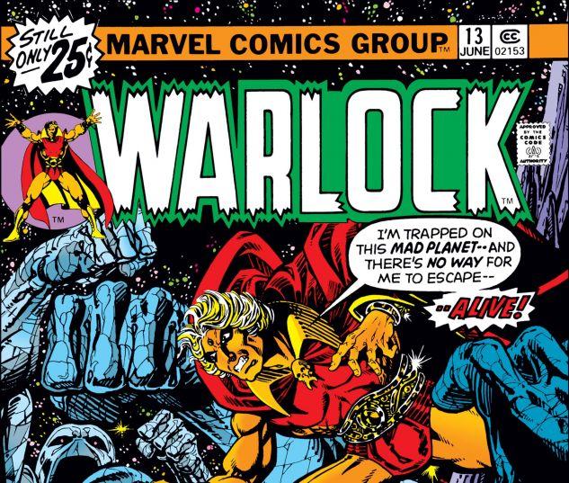 WARLOCK (1972) #13