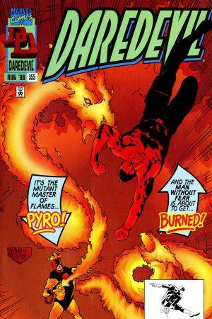 Daredevil #355