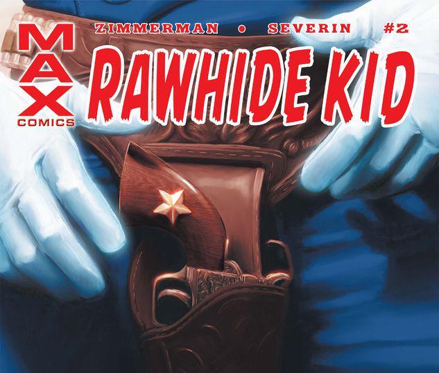 Rawhide Kid #2