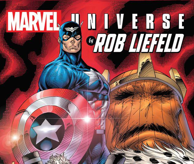 MARVEL UNIVERSE BY ROB LIEFELD OMNIBUS HC #1