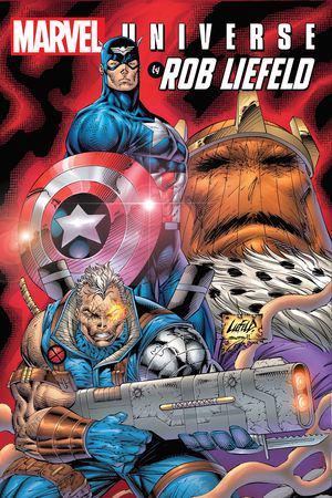 Marvel Universe By Rob Liefeld Omnibus (Hardcover)