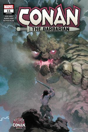 Conan the Barbarian #11