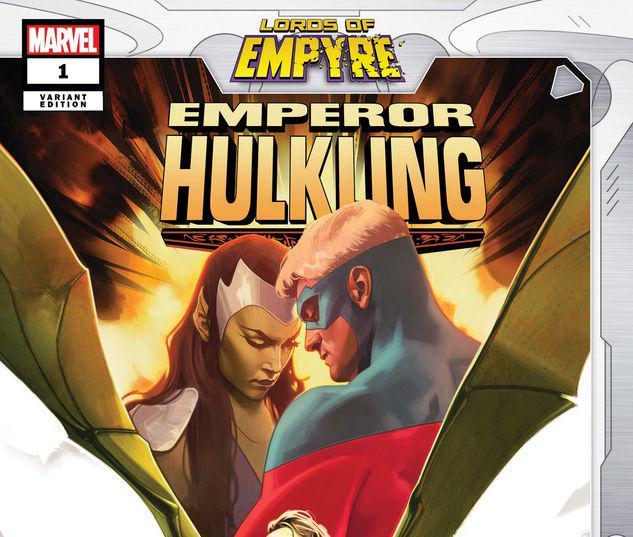 LORDS OF EMPYRE: EMPEROR HULKLING 1 DEKAL VARIANT #1