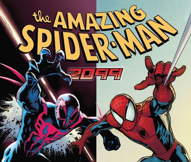 AMAZING SPIDER-MAN: 2099 TPB #7