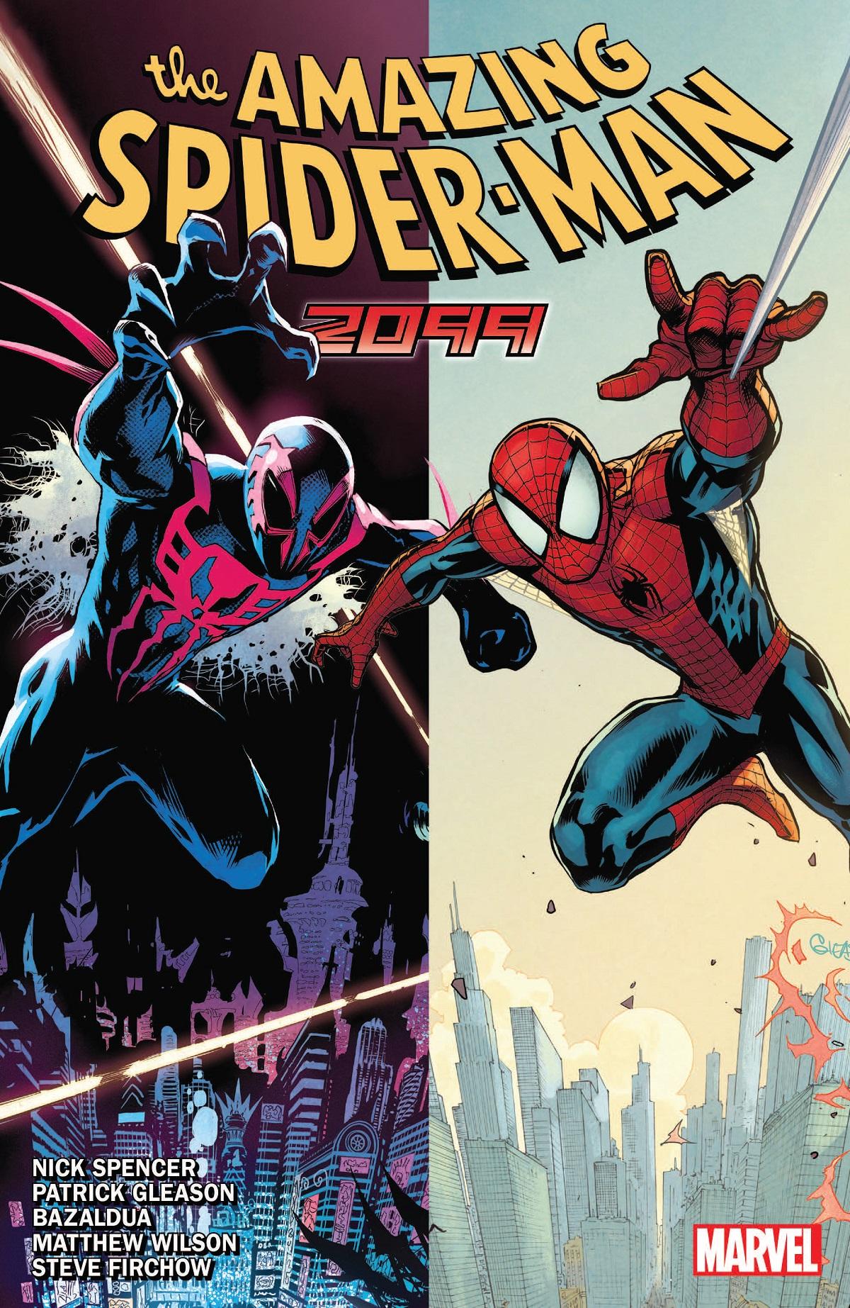 Amazing Spider-Man: 2099 Vol. 7 (Trade Paperback)