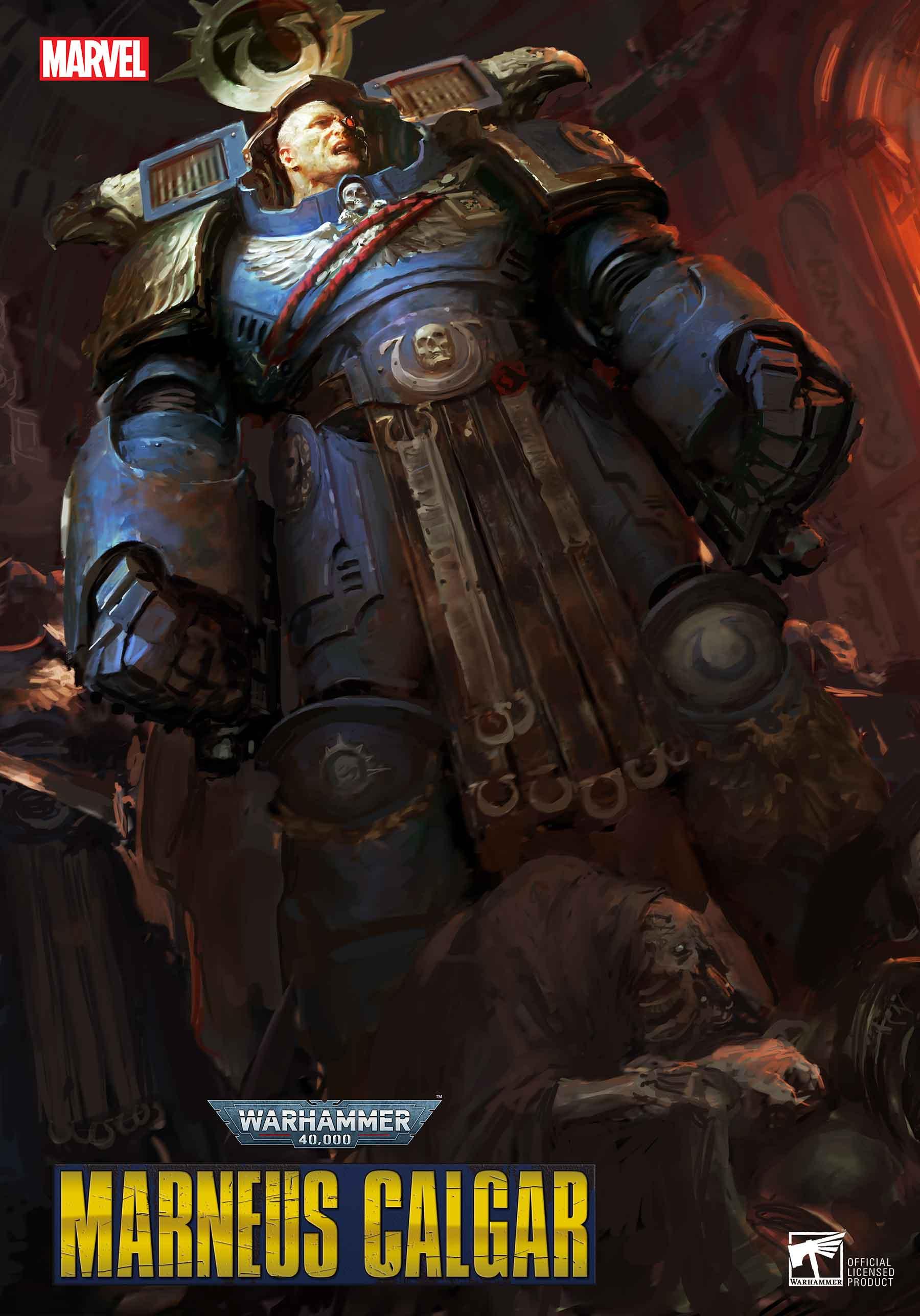 Warhammer 40,000: Marneus Calgar (2020) #1 (Variant)