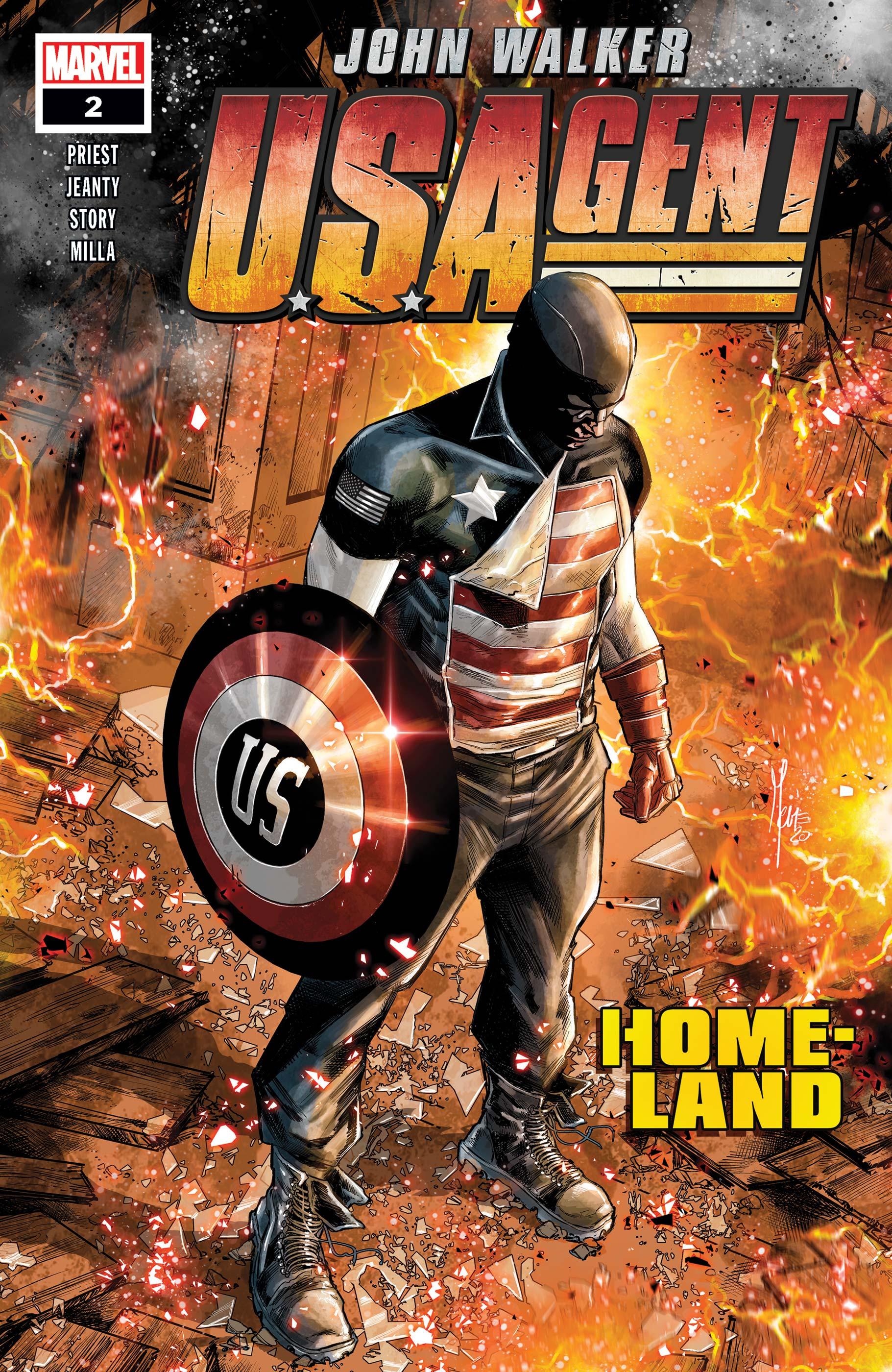 U.S.Agent (2020) #2