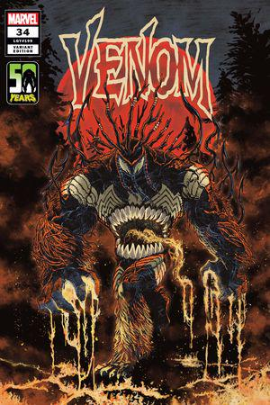 Venom #34  (Variant)