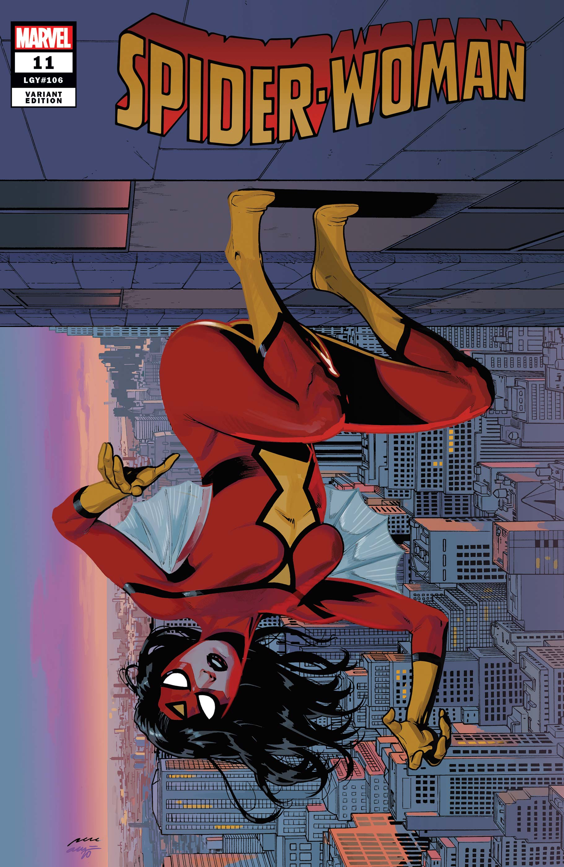 Spider-Woman (2020) #11 (Variant)