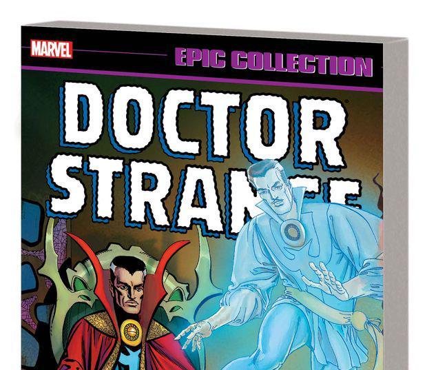 DOCTOR STRANGE EPIC COLLECTION: THE VAMPIRIC VERSES TPB #1