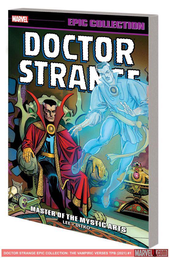 DOCTOR STRANGE EPIC COLLECTION: THE VAMPIRIC VERSES TPB (Trade Paperback)