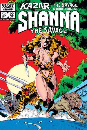 Ka-Zar (1981) #22
