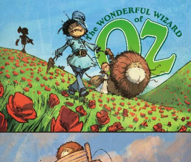 THE WONDERFUL WIZARD OF OZ #3 (2ND PRINTING VARIANT)