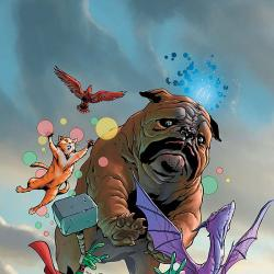 Lockjaw and the Pet Avengers (2009)