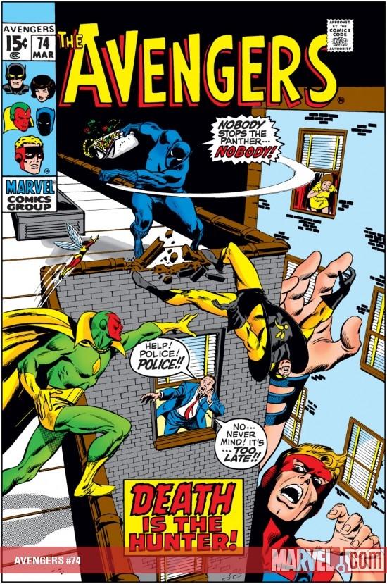Avengers (1963) #74